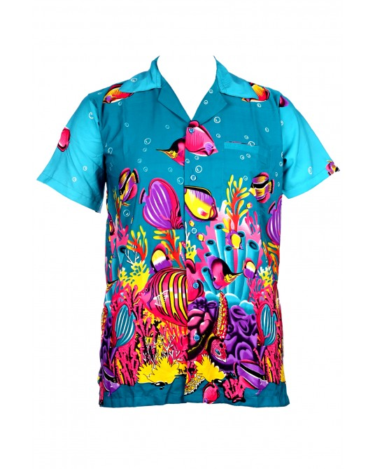 DG Fish Hawaiian Shirt